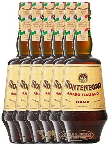 Amaro Montenegro Halbbitter Italien 6 x 0,7Liter