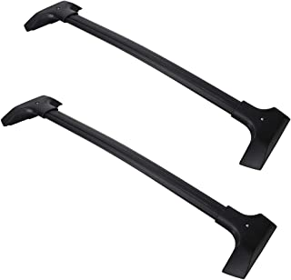 Maxiii Compatible for Chevrolet Traverse Roof Rack, 2009-2017 Traverse GM Cross Bar - 165LBS(75kg), NOT Included C Channel