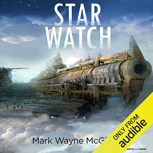 Star Watch Audiobook By Mark Wayne McGinnis cover art