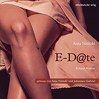 E-Date: E-Mail-Roman Titelbild