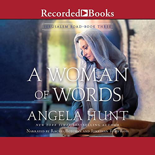 A Woman of Words cover art