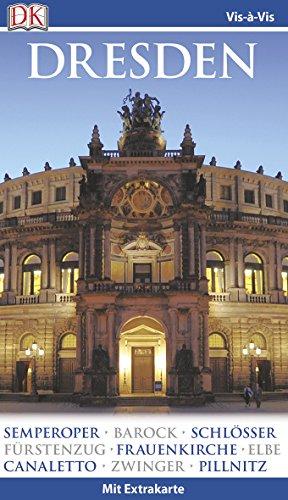 Vis-à-Vis Reiseführer Dresden: mit Extra-Karte und Mini-Kochbuch zum Herausnehmen*