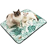 FULUOYIN Kühlmatte für Hunde Katzen Hundematte Kühlkissen Hundedecke Selbstkühlende Mat fuer alle Haustier