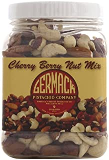 Germack Cherry Berry Nut Mix, 16 Ounce
