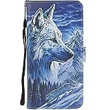ocketcase® Oukitel U7 Plus Case, PU Leather Wallet Stand