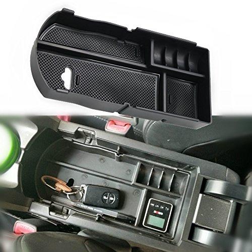 Oceson Center Console Armrest Insert Organizer Tray Pallet Storage Box...