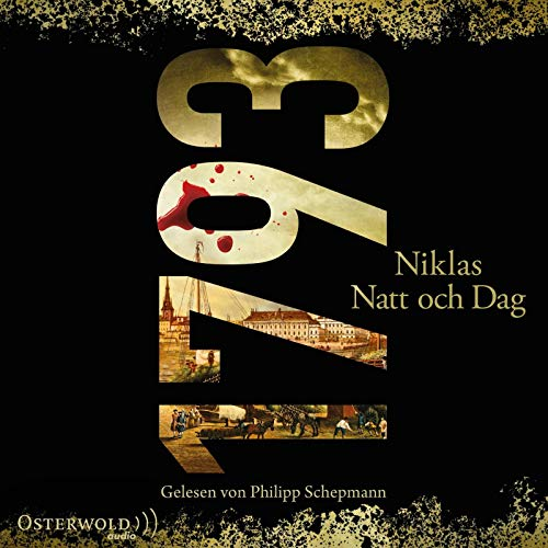 1793 Audiobook By Niklas Natt och Dag cover art