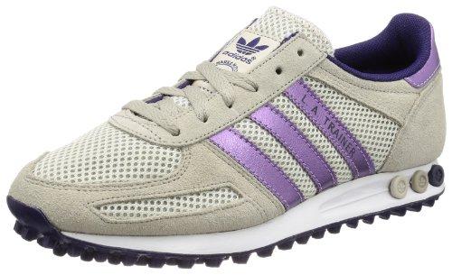 Adidas LA Trainer W Sand-Violet - UK 3.5 - EUR 36 - CM 22