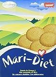Sanavi Mari-Diet Galletas Sin Azucares,Cn W-3 180 G 180 g