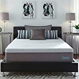Slumber Solutions 14-inch Gel Memory Foam Choose Your Comfort Mattress - White Medium Queen