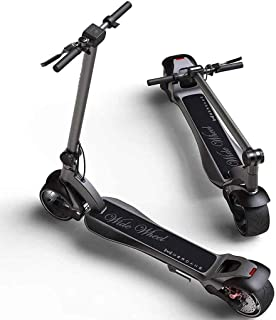 Lntelligent Electric Scooter,Foldable and Safe Smart E-Scooter for Adults and Youth,3.9in Wide Tires,500W Power,28MPH,Dual Disk Brakes