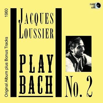 Play Bach No. 2 (Original Album Plus Bonus Tracks 1960)