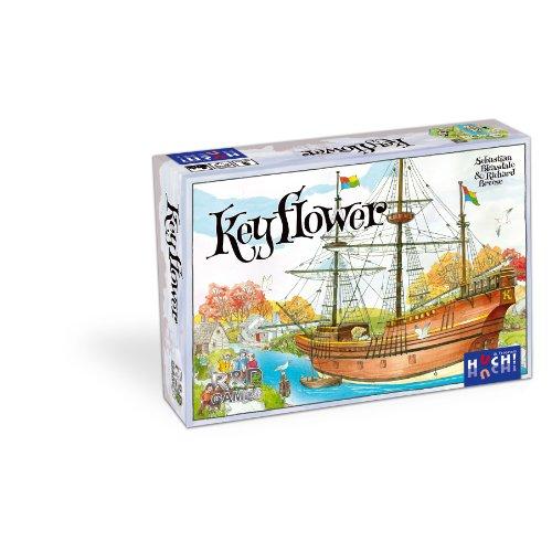 Unbekannt R & D Games 400166 - Keyflower