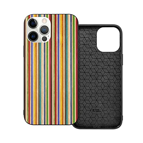 Compatibile con iPhone 12/11 PRO Max 12 Mini SE X/XS Max XR 8 7 6 6s Plus Custodie Recycled Skateboard Rainbow Texture Nero Custodie per Telefoni Cover