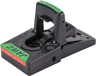 JT Eaton 409BULK Jawz Plastic Mouse Trap, For Solid or Liquid Bait (Pack of 24)