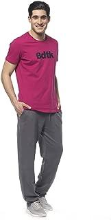 BodyTalk Sports Lifestyle Pants for Men, Midnight Blue, S