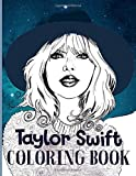 Taylor Swift Coloring Book: Taylor Swift Color Wonder Adults Coloring Books Unofficial