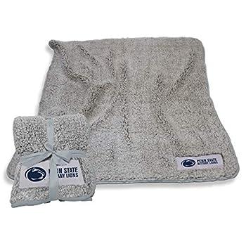 Frosty Fleece 60 X 50 Blanket  Penn State Nittany Lions - Gray