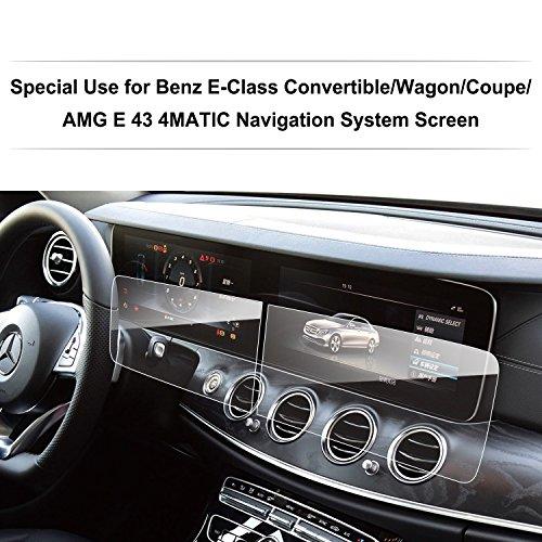 günstig LFOTPP Mercedes Benz E-Klasse AMG Navigations-Displayschutz und Instrumententafel-Displayschutz [2… Vergleich im Deutschland