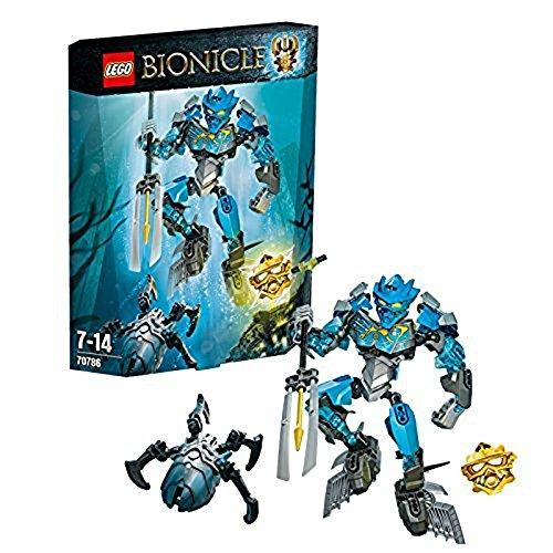 LEGO Bionicle - Máscara Dorada del Agua (70786)