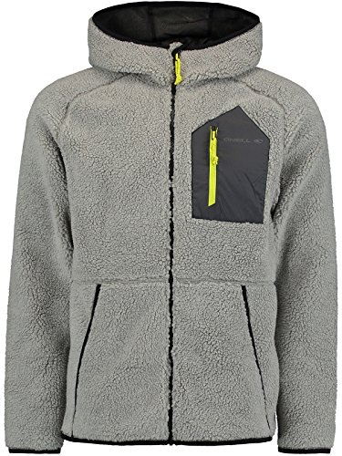 O'Neill Herren Fleecejacke Kinetic Outdoor Zip Hoodie