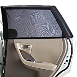 Magnelex Sock Style Car Window Shades for Baby – Block Sun Rays to Keep...