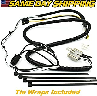 HD Switch John Deere Scotts GY21127 Rear PTO Clutch Wiring Harness for Sabre L2048, L2548 Compatible with John Deere