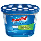 DampRid FG100 Unscented Disposable Moisture Absorber, 10.5-Ounce,White
