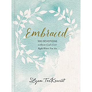 Embraced cover art
