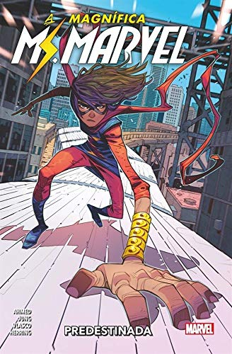A Magnífica Miss Marvel Volume 1: Capa Dura