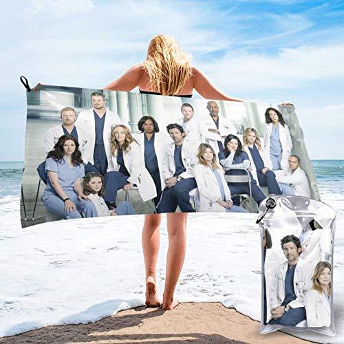 razonamiento programa de televisión televisión merch Gr-eys Ana-tomy alex karev O'Malley, Karev nueva temporada usted es el sol toalla de playa Ropa de baño grande encozy unisex interior al aire libre