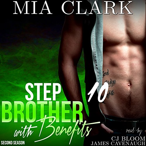 Stepbrother with Benefits 10 (Second Season) audiobook cover art