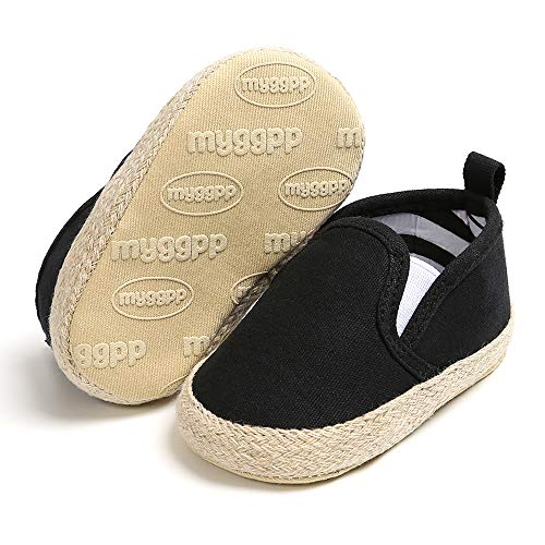 Infant Canvas Slip on Shoes