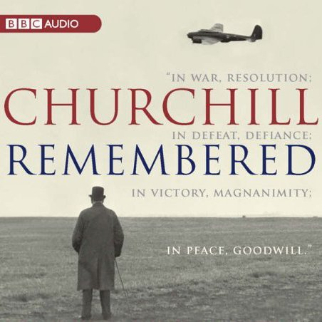 Churchill Remembered cover art