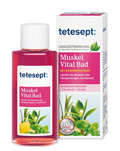 Tetesept Muskel Vital Bad 125 ml