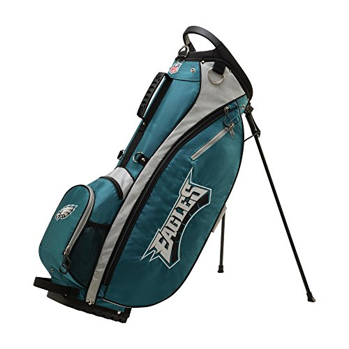 Wilson NFL Eagles Golf Carry Bag