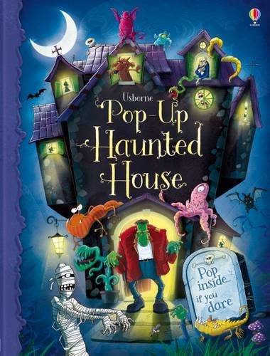 Taplin, S: Pop-up Haunted House