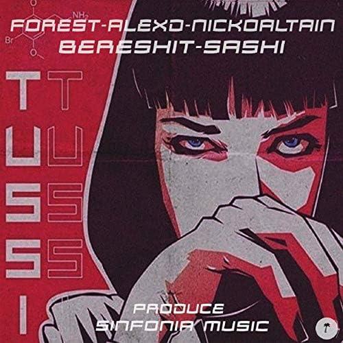 Sashi, Forest, Bereshit Genesis, Alex D & Nicko Altain