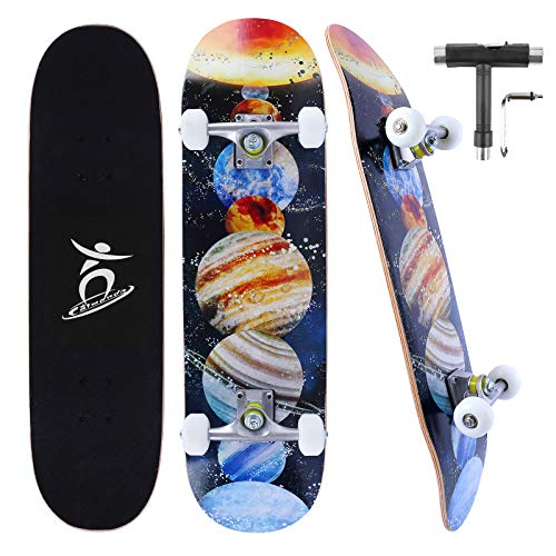 Colmanda Skateboard Complet 31', Planche...