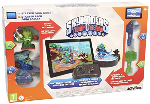 Skylanders Trap Team Starter Pack [Tablet]