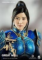 1/6スケール ThreeZero 3Z0048 The Great Wall - Commander Lin リン・メイ司令官