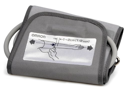 Omron XL-Manschette für MIT-Elite Plus (HEM-7301-ITKE) Oberarm-Blutdruckmessgerät