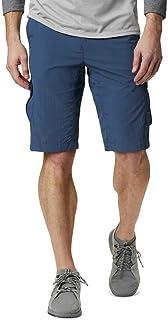 Columbia Silver Ridge II - Pantaloncini Cargo da Uomo, Montagna Scuro, L