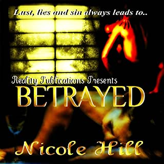 Betrayed audiobook cover art