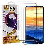 Guran 4 Paquete Cristal Templado Protector de Pantalla para VKworld S8 Smartphone 9H Dureza Anti-Ara?azos Alta Definicion Transparente Película
