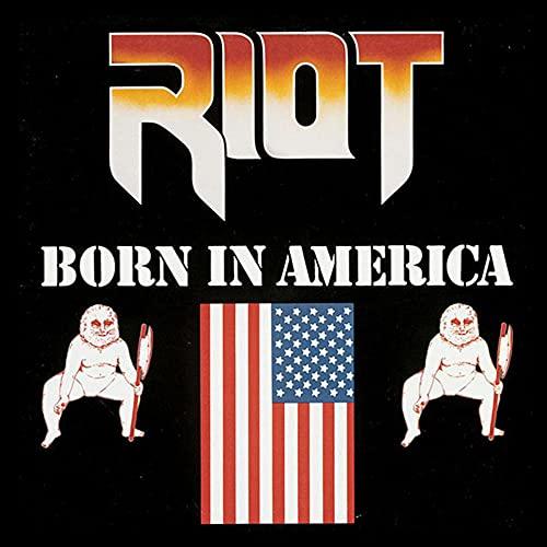 riot born in america - 1