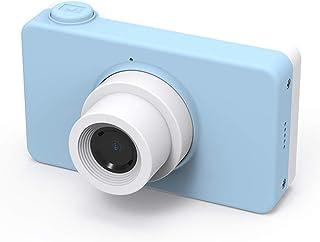 Juguetes Para Niños Cámara Digital Mini niños Videocámara digital con pantalla de 2 pulgadas de Protección for los ojos 2 colores Gran regalo for Little Kid Cámara Digital Creativo De Los Niños
