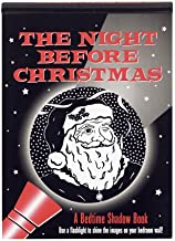 The Night Before Christmas: A Bedtime Shadow Book (Activity Books) (Shadow Book Series)