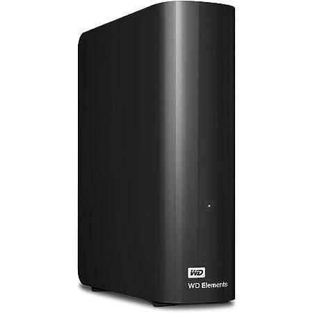 WD デスクトップHDD 4TB USB3.0 WD Elements Desktop 外付けハードディスク / WDBBKG0040HBK-JESN 2年保証