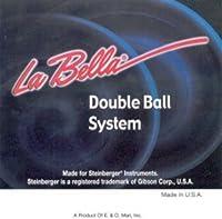 CUERDAS GUITARRA ELECTRICA - La Bella (S/946) Ultra Lite (Juego Completo 009/046E) Doble Bola